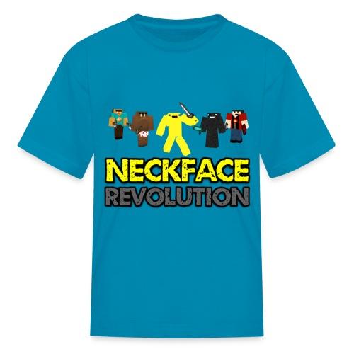 NeckFace Revolution T-Shirt (Youth) - Kids' T-Shirt