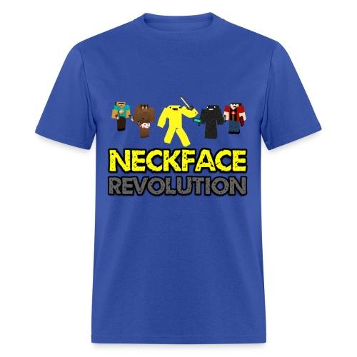 NeckFace Revolution T-Shirt (Adult Sizes) - Men's T-Shirt