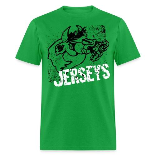 Stamp Bull MENS TEE - Men's T-Shirt