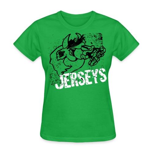 Stamp Bull WOMENS TEE - Women's T-Shirt