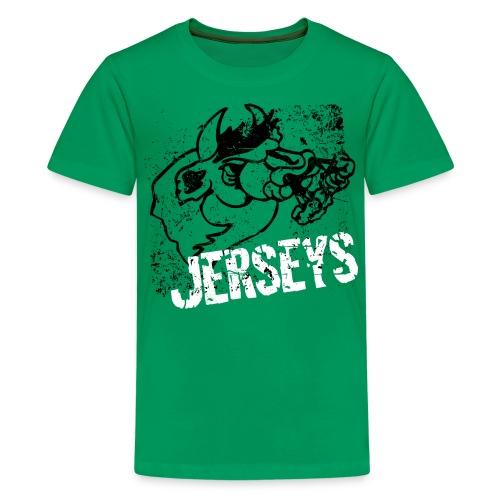 Stamp Bull KIDS TEE - Kids' Premium T-Shirt