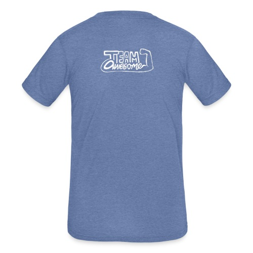 Childs shirt - Kid's Tri-Blend T-Shirt