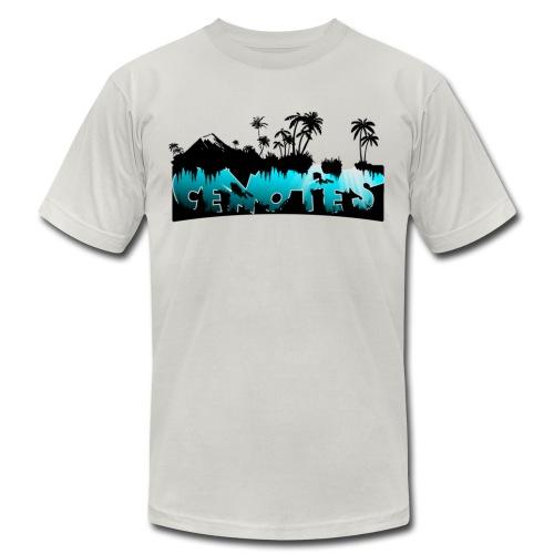 Cenotes - Men's  Jersey T-Shirt