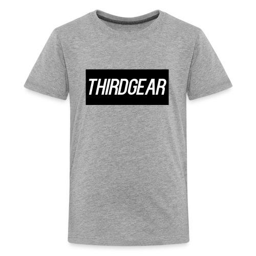 ThirdGear Logo Kid's Premium T-Shirt - Kids' Premium T-Shirt