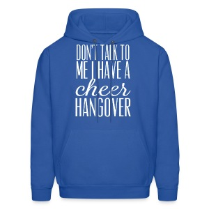 cheer hangover sweatshirt - Men's Hoodie