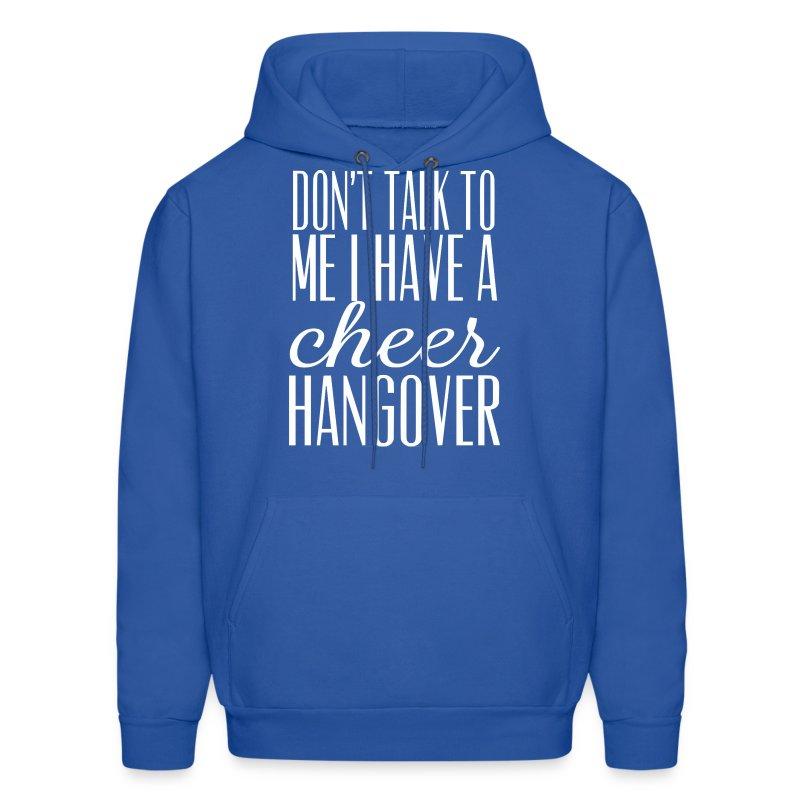 cheer hangover sweatshirt - Men's Hoodie