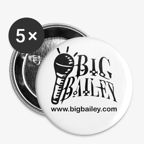 big bailey large buttons - Large Buttons