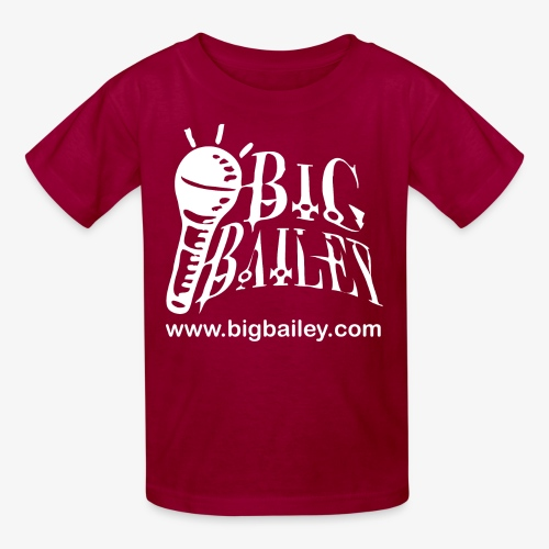 Big bailey KIDS shirt - Kids' T-Shirt