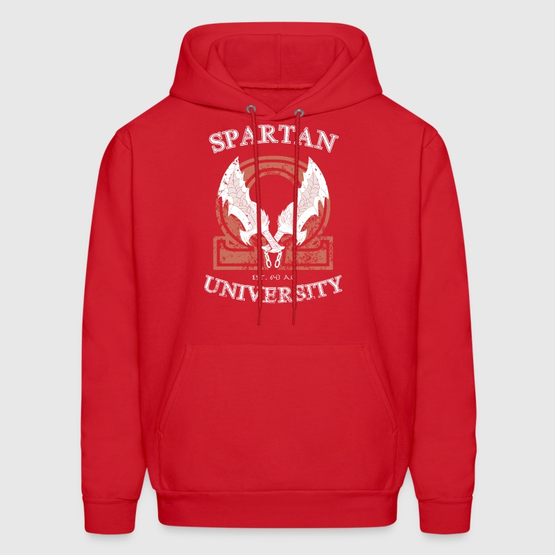Spartan University [God of War] - Men's Hoodie