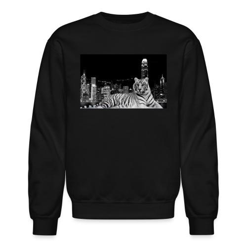 Tiger Crewneck - Crewneck Sweatshirt