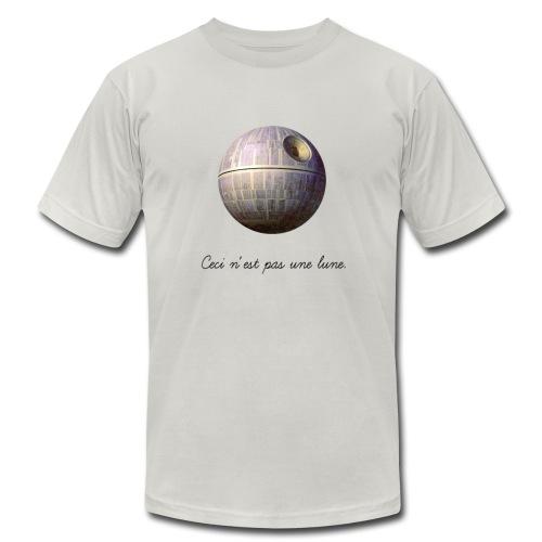 Ceci n'est pas une lune - Men's  Jersey T-Shirt