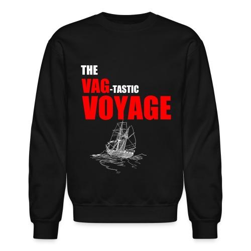 VAGtastic Voyage Crewneck - Crewneck Sweatshirt