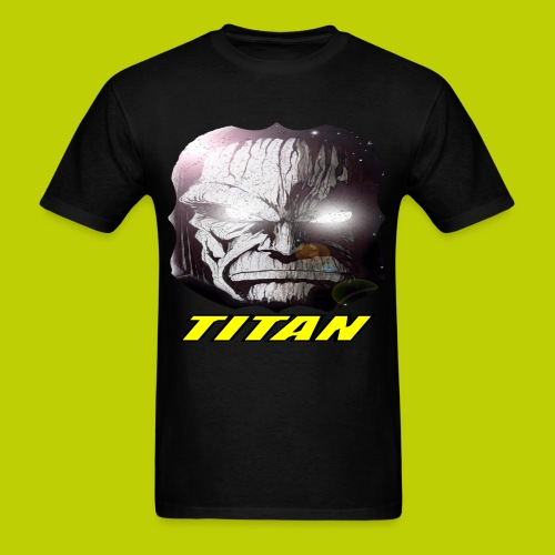 TITAN Dark Lord pix. image - Men's T-Shirt