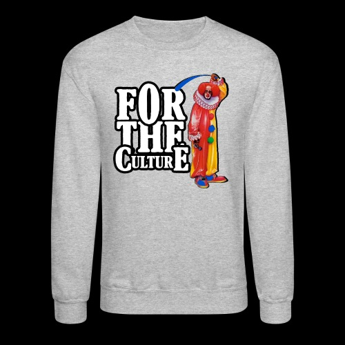 For The Culture - Crewneck Sweatshirt