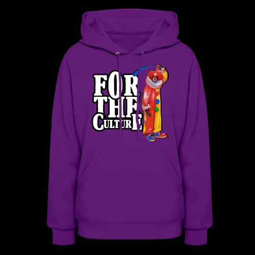 For The Culture - Women's Hoodie