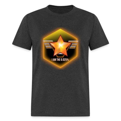 I Am Grandmaster League - Heather Black T - Men's T-Shirt