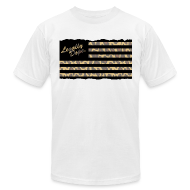 T-Shirts ~ Men's T-Shirt by American Apparel ~ Legally Dope USA Tee