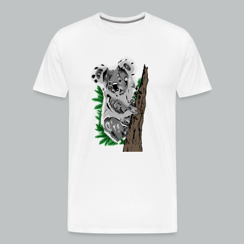 Koala - Men's - Men's Premium T-Shirt