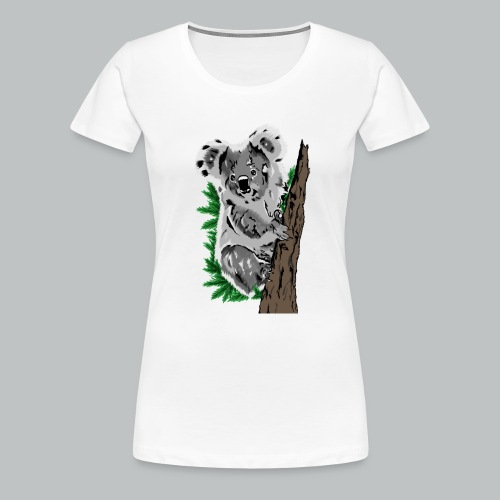 Koala - Women's - Women's Premium T-Shirt