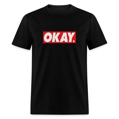 Okay Men's Tee - Men's T-Shirt