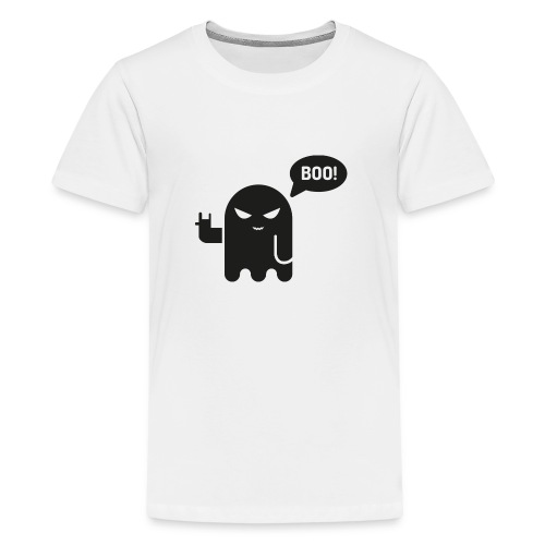 ghost Rock on - Kids' Premium T-Shirt