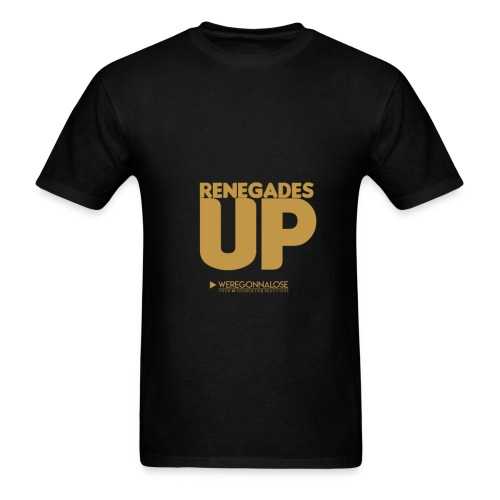WGL Renegades Up Gold Edition (Limited) - Men's T-Shirt