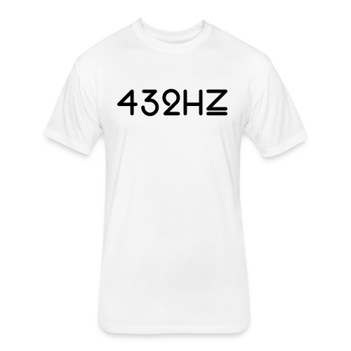 432hz Healing Triblend Tee - Fitted Cotton/Poly T-Shirt by Next Level