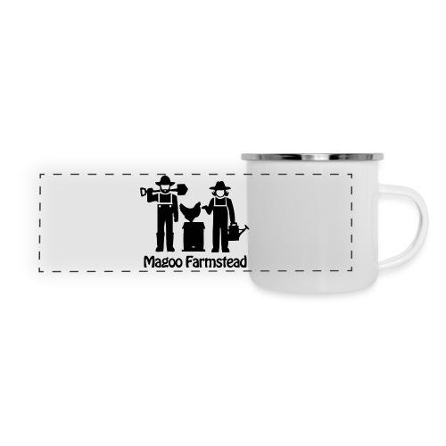Official Magoo Farmstead Camp Mug - Panoramic Camper Mug