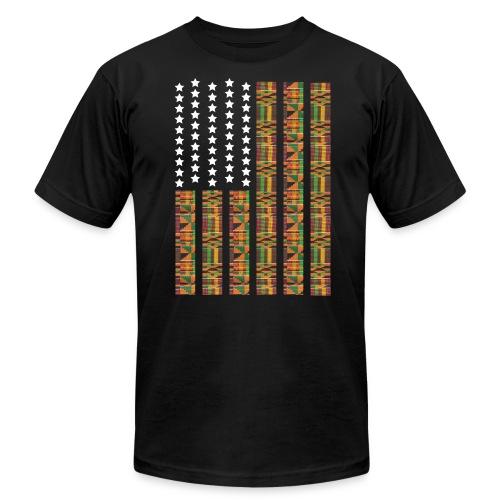 Men Africa black - Men's Fine Jersey T-Shirt