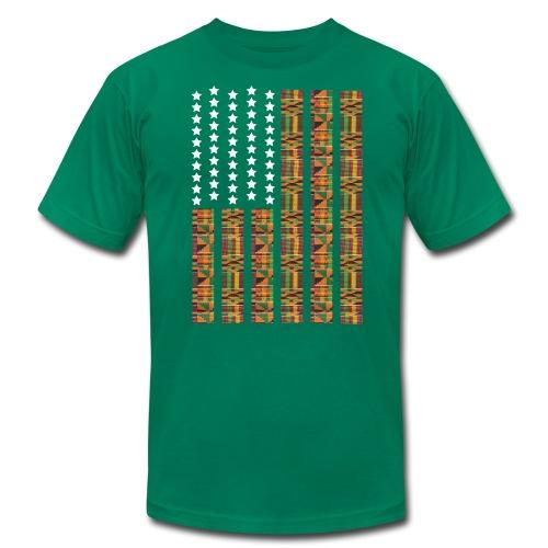 Men Africa Green - Men's Fine Jersey T-Shirt