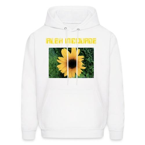 sunflower hoodie - Men's Hoodie