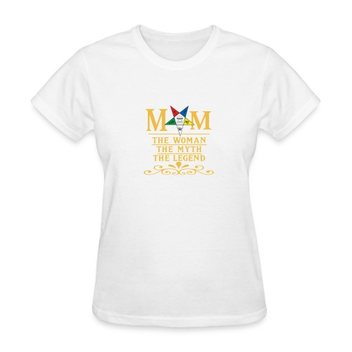 Mom the Myth - Women's T-Shirt