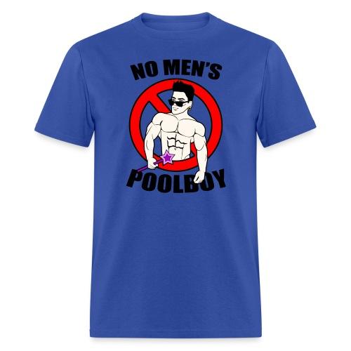 NO MENS POOLBOY - Men's T-Shirt