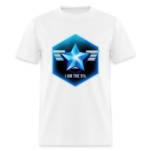 I Am Master League - White T - Men's T-Shirt