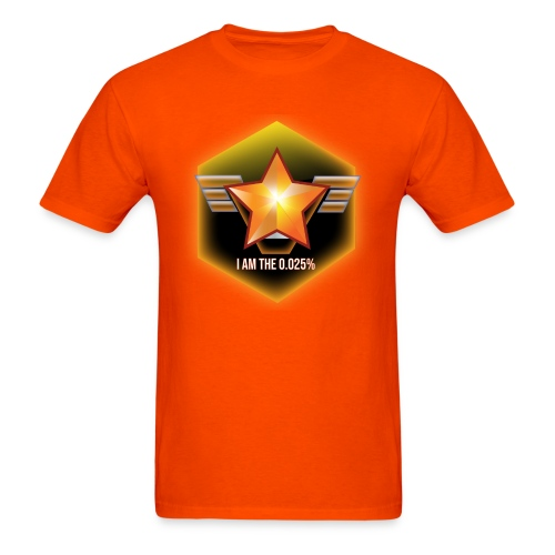 I Am Grandmaster League - Orange T - Men's T-Shirt