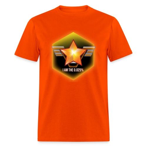 I Am Grandmaster League - Orange T - Men's T-Shirt
