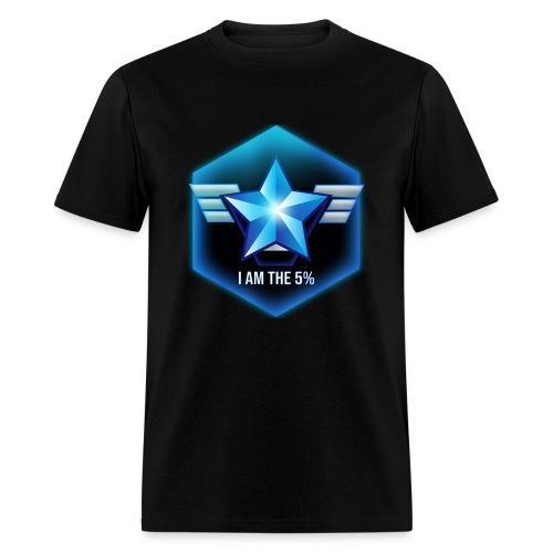 I Am Master League - Black T - Men's T-Shirt