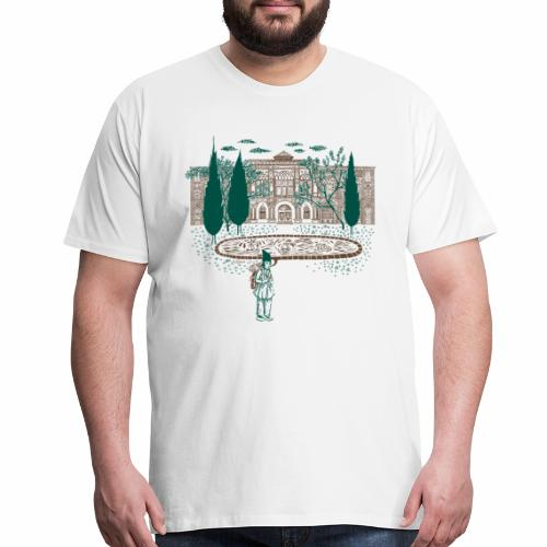 Golestan Palace - Men's Premium T-Shirt