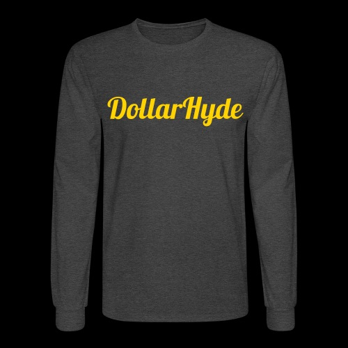 DollarHyde Long sleeve  - Men's Long Sleeve T-Shirt