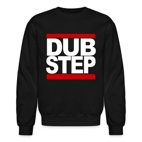 DUBSTEP Crewneck - BLACK - Crewneck Sweatshirt