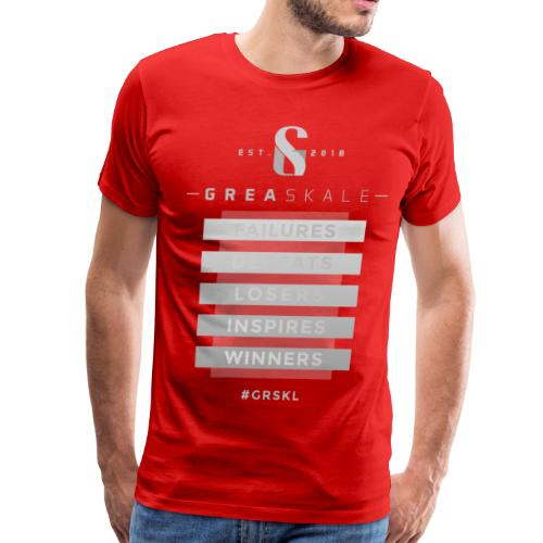 Fails to Wins - Men's Premium T-Shirt