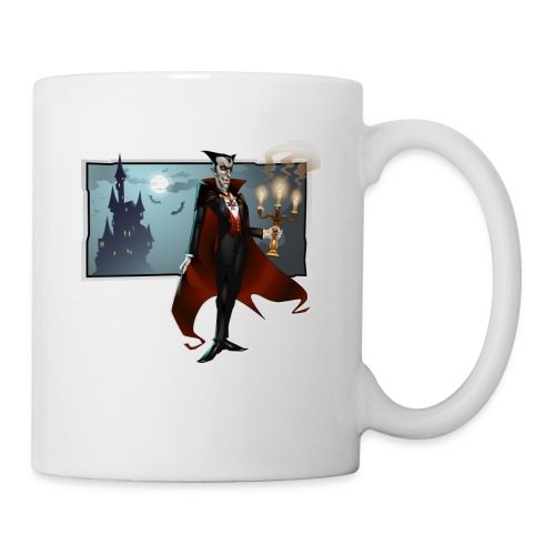 Dracula - Coffee/Tea Mug