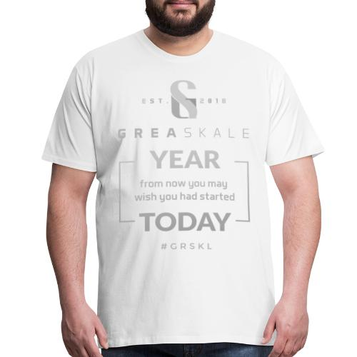 Start Today - Men's Premium T-Shirt