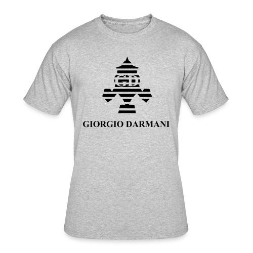G. Darmani - Men's 50/50 T-Shirt