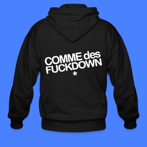 Comme Des Fuckdown Zip Hoodies/Jackets - Men's Zip Hoodie