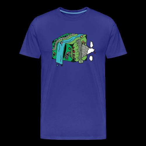 End is Nigh Men's premium T-shirt - Men's Premium T-Shirt