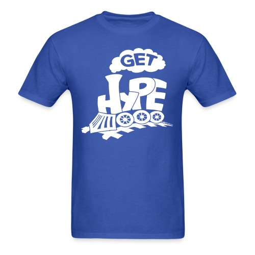 Hype Train Men's - Men's T-Shirt
