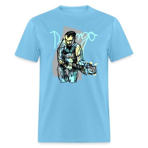 django rheinhardt - Men's T-Shirt