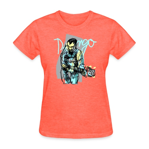 django rheinhardt - Women's T-Shirt