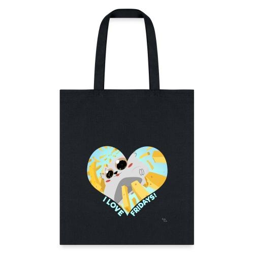 I Love Fridays! Tote Bag - Tote Bag